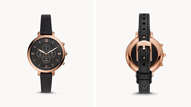 Fossil Hybrid Smartwatch HR Monroe akıllı saat