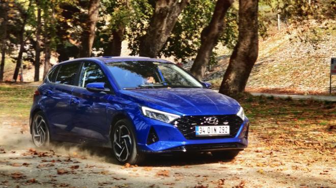 2020 Hyundai i20 incelemesi