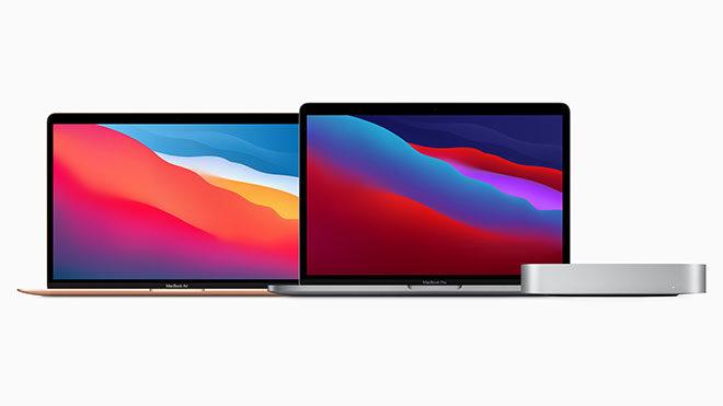 Apple Silikon Apple M1 M1X