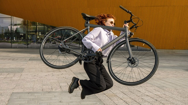 elektrikli bisiklet: Equal