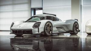 The Porsche 919 Street