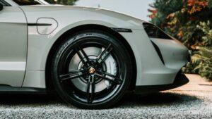 Porsche Taycan Pirelli