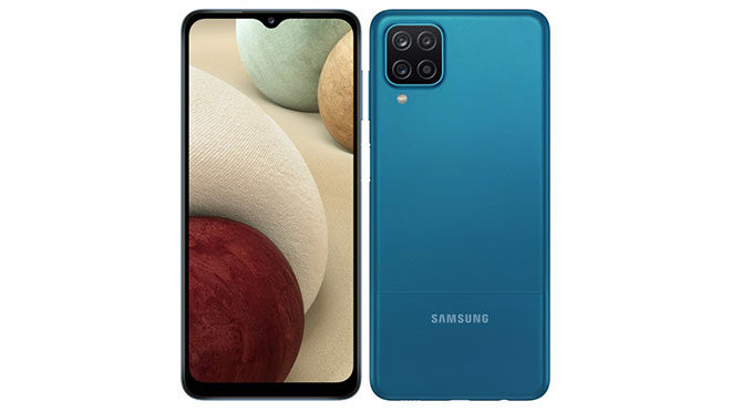 Samsung Galaxy A12 ve Samsung Galaxy A02s