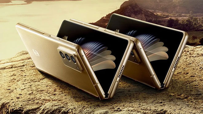 Samsung Galaxy Z Fold 2 temelli W21 5G tanıtıldı; işte fiyatı