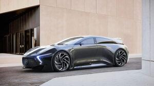Mercedes-Benz EQR AMG