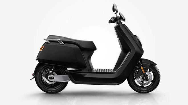 NIU elektrikli motosiklet