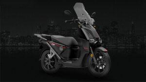 Super Soco CPx elektrikli motosiklet