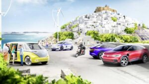 Volkswagen Yunanistan