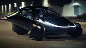 aptera elektrikli otomobil