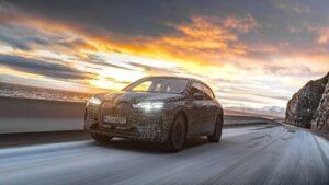 BMW iX, Türkiye macerası öncesi zorlu testlerden geçiyor