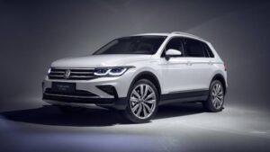 2021 Volkswagen Tiguan eHybrid