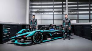 Elektriğin gücü; Jaguar I-TYPE 5 tanıtıldı