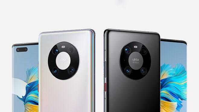 Huawei Mate 40 Pro HarmonyOS