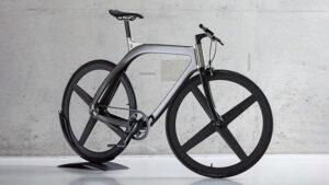 Akhal bisiklet modeli