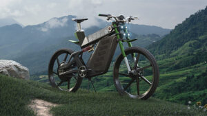 Daymak Güneş enerjili elektrikli bisiklet