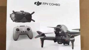 DJI yarış drone'u