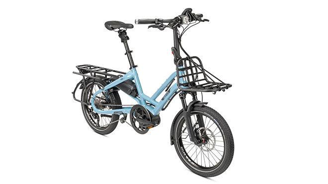 Tern Class 3 HSD S11 elektrikli bisiklet