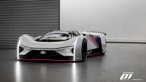 Ford Team Fordzilla P1