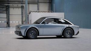 Retro elektrikli otomobil Alpha Ace ile tanışın