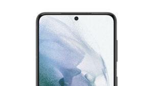 Samsung Galaxy S21 akıllı telefon