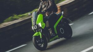 Silence elektrikli motosiklet