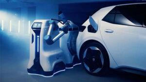 Volkswagen elektrikli otomobil