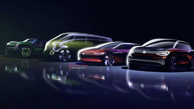 Volkswagen ID ailesi