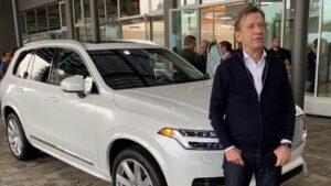 Volvo Hakan Samuelsson