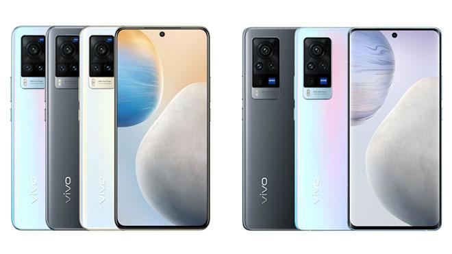 Vivo X60 ve X60 Pro