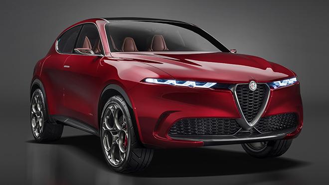 """Alfa RomeoTonale'den """"en heyecan verici otomobil"""" başarısı"""