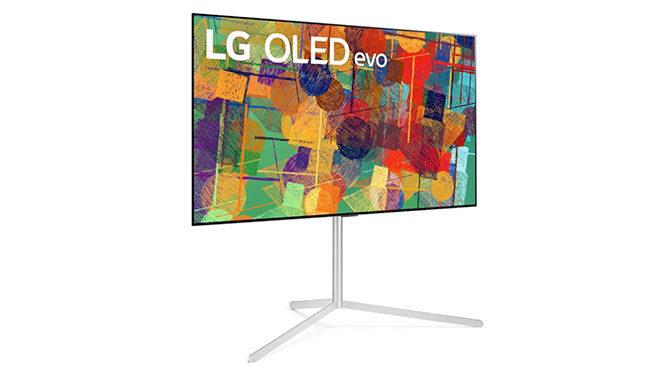2021 LG OLED TV