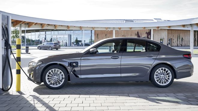 BMW hibrit