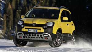 """Fiat Panda Cross cephesinden """"En İyi Crossover"""" başarısı"""