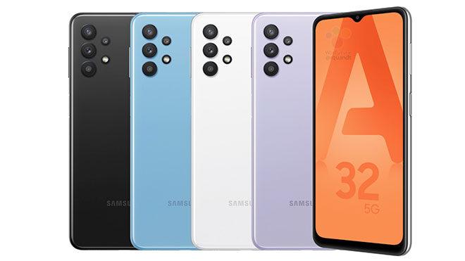 Samsung Galaxy A32 Samsung Galaxy M32