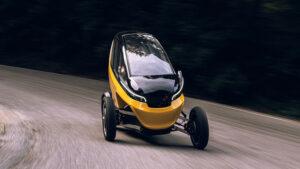 Triggo EV elektrikli araç