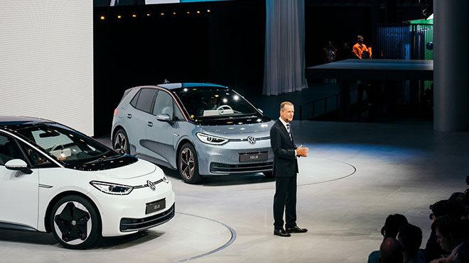Volkswagen Herbert Deiss