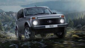 2021 Lada Niva Legend