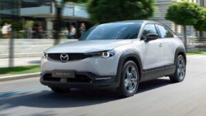 Mazda rotary motor