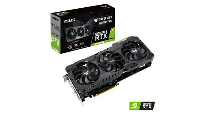 GeForce RTX 3060 Ultra