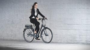 Peugeot eC01 Crossover elektrikli bisiklet