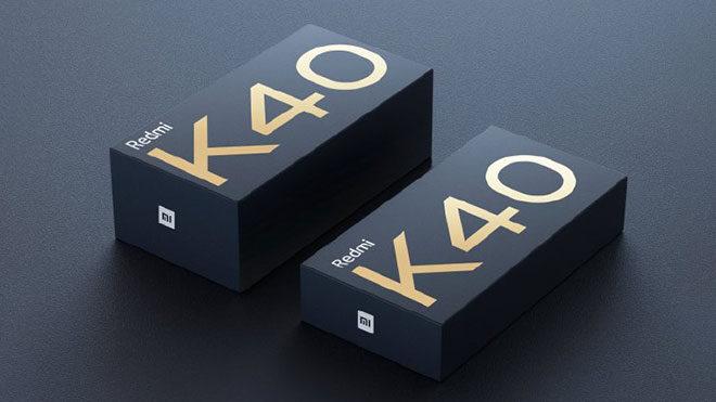 Redmi K40 Pro