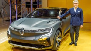 Renault Luca De Meo