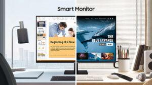 Samsung Akıllı Monitör