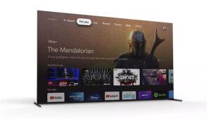 Sony 2021 TV