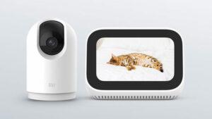 Xiaomi Mi Smart Clock ve Xiaomi Mi 360° Home Security Camera 2K Pro