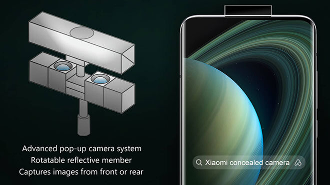 Xiaomi pop-up