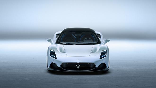 Yılın En Güzel Süper Spor Otomobili: Maserati MC20