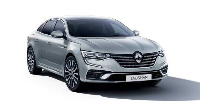 2021 Renault Talisman