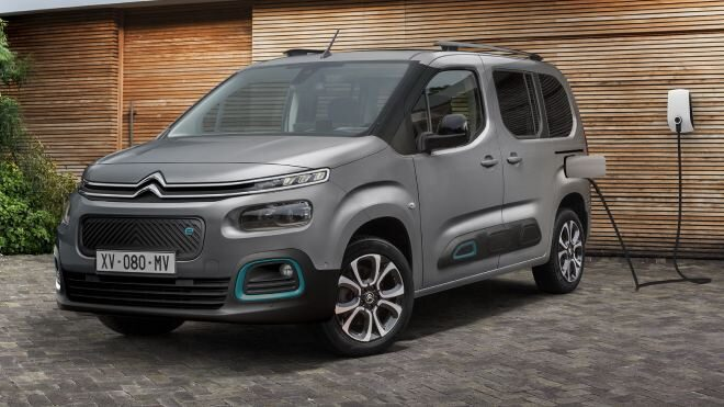 2021 Citroen e-Berlingo
