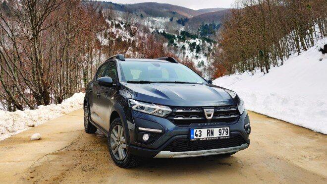 Yeni Dacia Sandero Stepway incelemesi